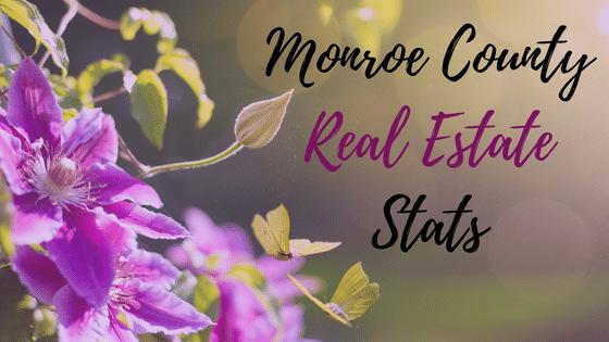 Monroe CountyReal Estate Stats