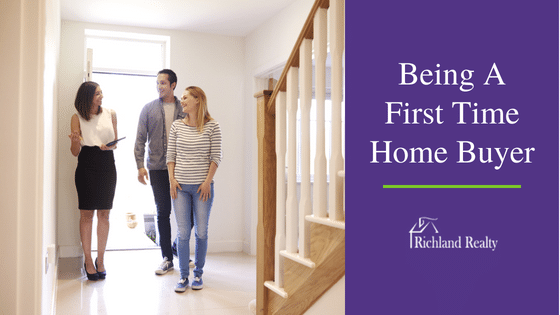 Being A First Time Home Buyer