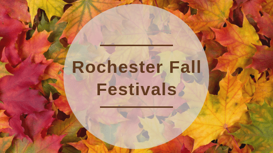 Rochester Fall Festivals