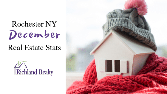 Rochester NY December Housing Stats